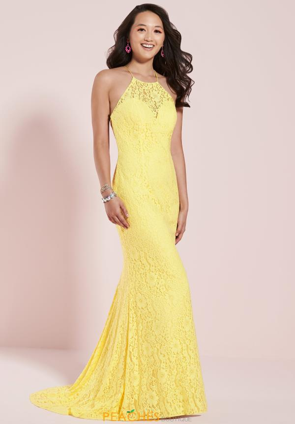 Studio 17 Long Lace Dress 12774