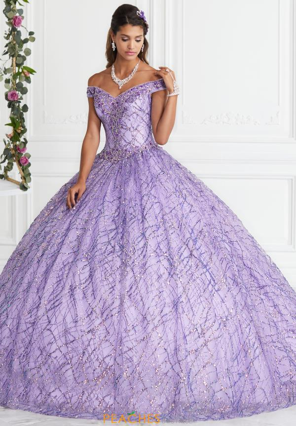 Tiffany Off The Shoulder Ball Gown Quinceanera Gown 26944