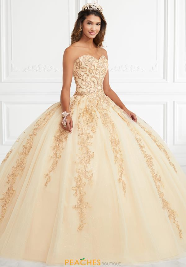 Tiffany Quinceanera Beaded Corcet Gown 56393