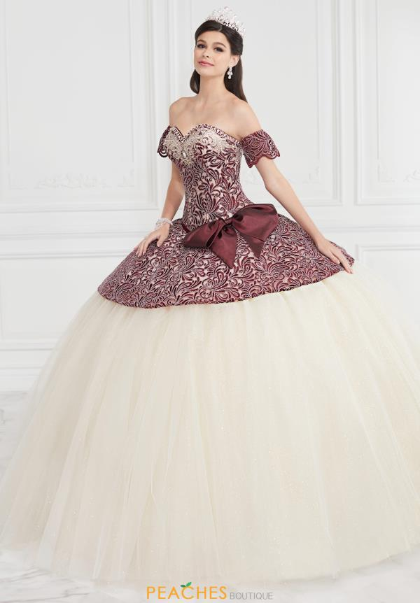 Tiffany Sweetheart Ball Gown Quinceanera Gown 24065