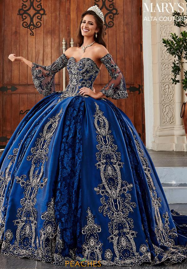 Mary's Off the Shoulder Ball Gown MQ3044