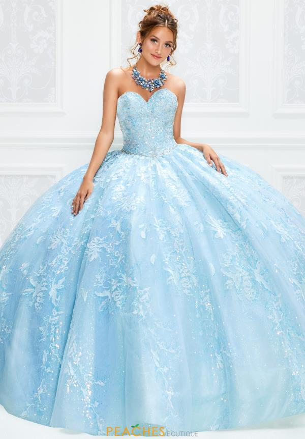 Princesa Sweetheart Neckline Ball Gown PR12005