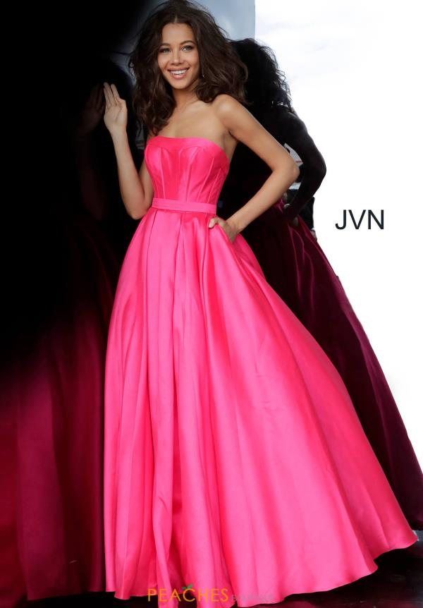 JVN by Jovani A Line Long Dress JVN1080