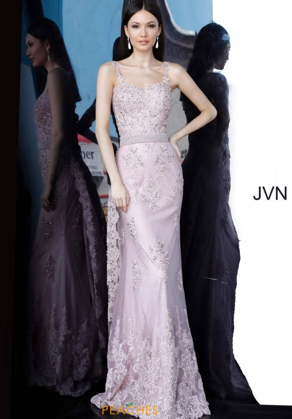JVN by Jovani Sweetheart Beaded Dress JVN2444