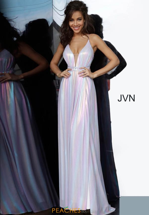 JVN by Jovani Sexy Back Long Dress JVN03018