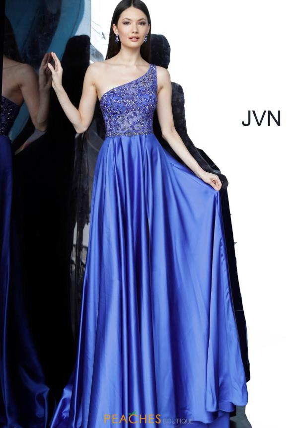JVN by Jovani Single Shoulder Dress JVN4277