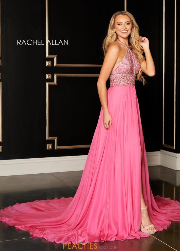 Prima Donna Pageant Long Chiffon Dress 5096