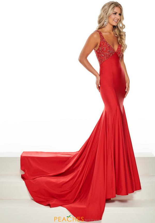 Prima Donna Pageant Long Jersey Dress 5102