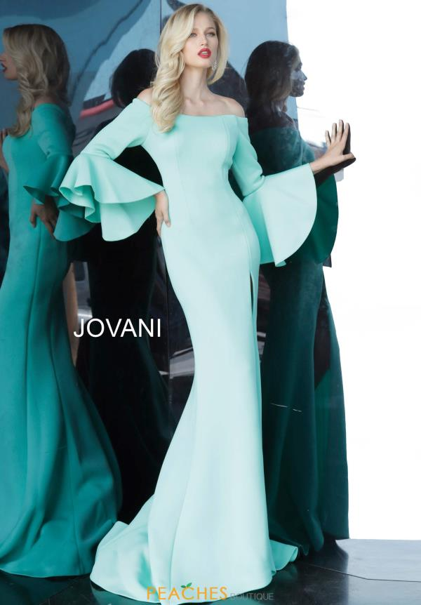 Jovani Long Fitted Dress 1588