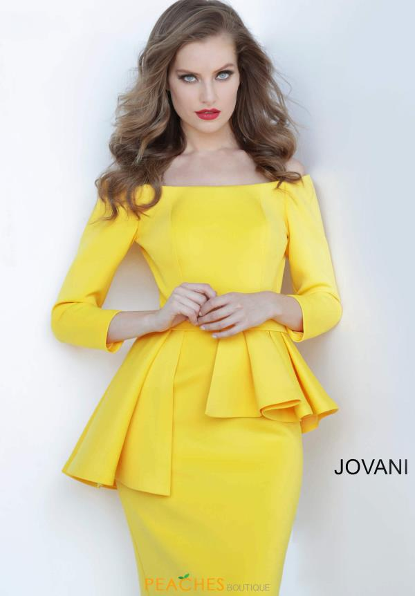 Jovani Long Fitted Dress 2144