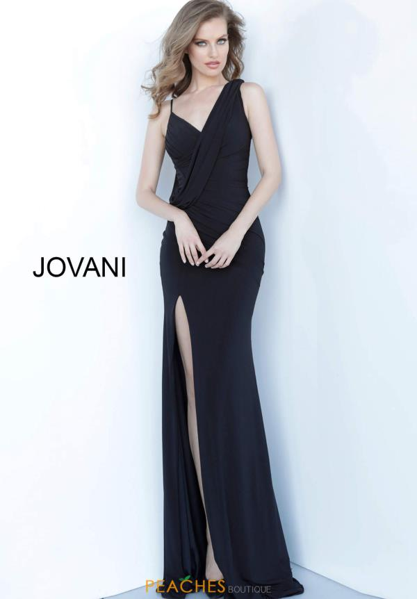 Jovani Long Fitted Dress 65404