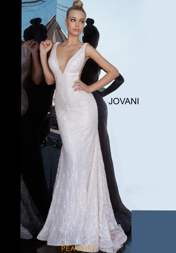 Jovani Long Fitted Dress 65547