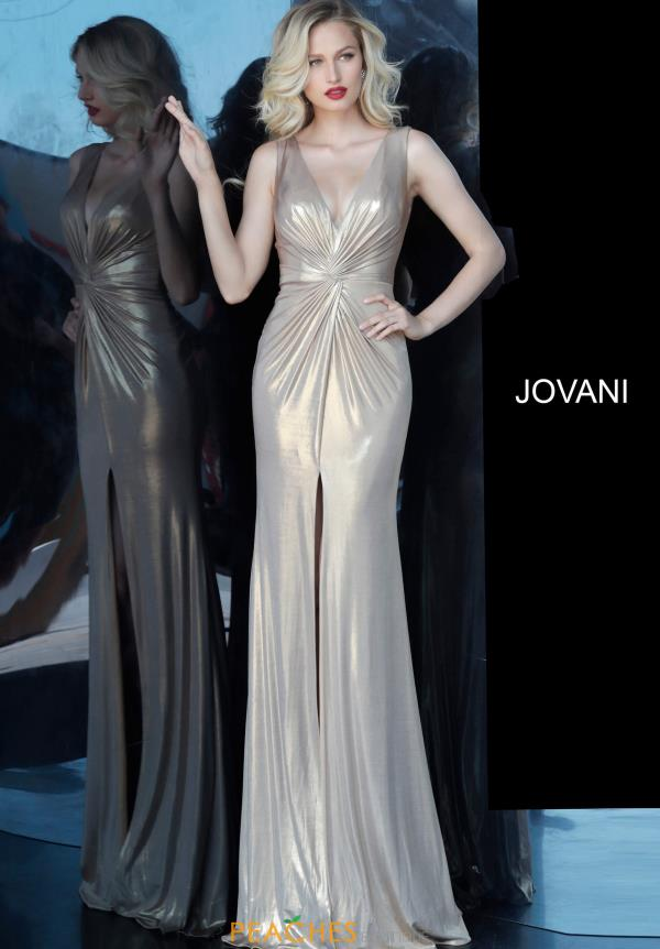 Jovani Long Fitted Dress 67700
