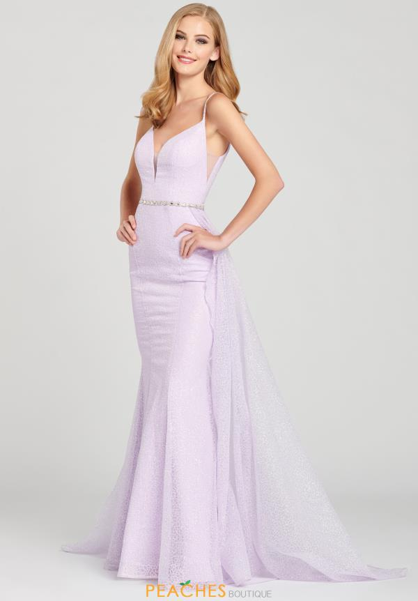 Colette Beaded Fitted Dress CL12039