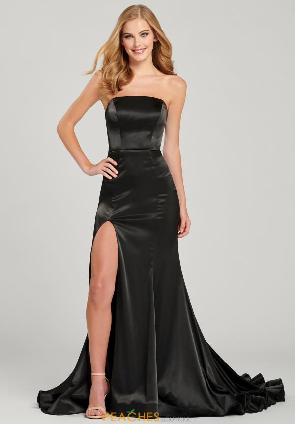 Colette Strapless Fitted Dress CL12049