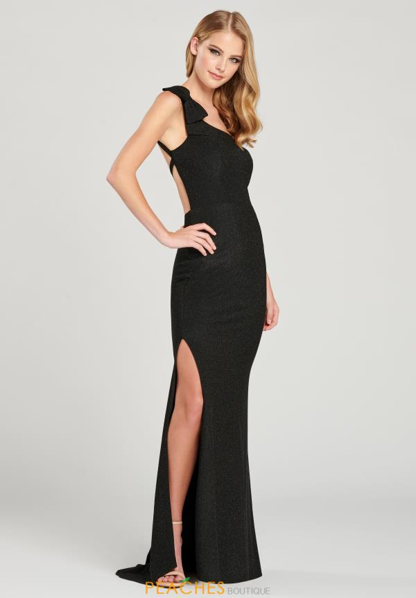 Colette Long Fitted Dress CL12056