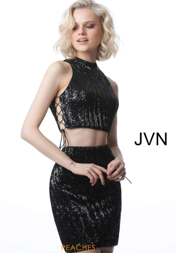 JVN by Jovani Two Piece Sequins Dress JVN4692
