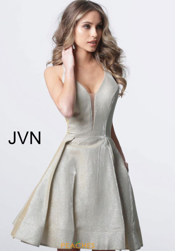 Sweet A-Line JVN by Jovani Dress JVN65852