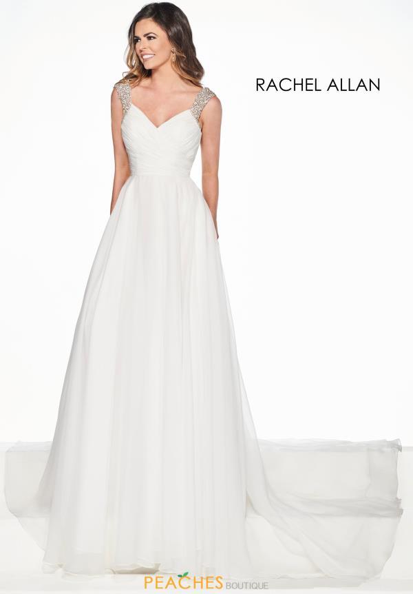 5890480fec5c Prima Donna V-Neck Chiffon Pageant Dress 5082