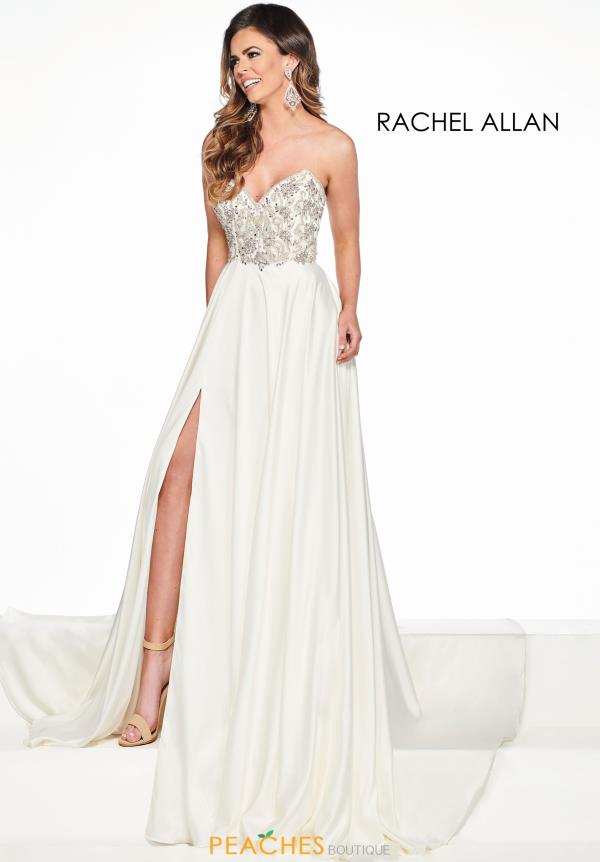 Prima Donna Sweetheart Beaded Pageant Dress 5089