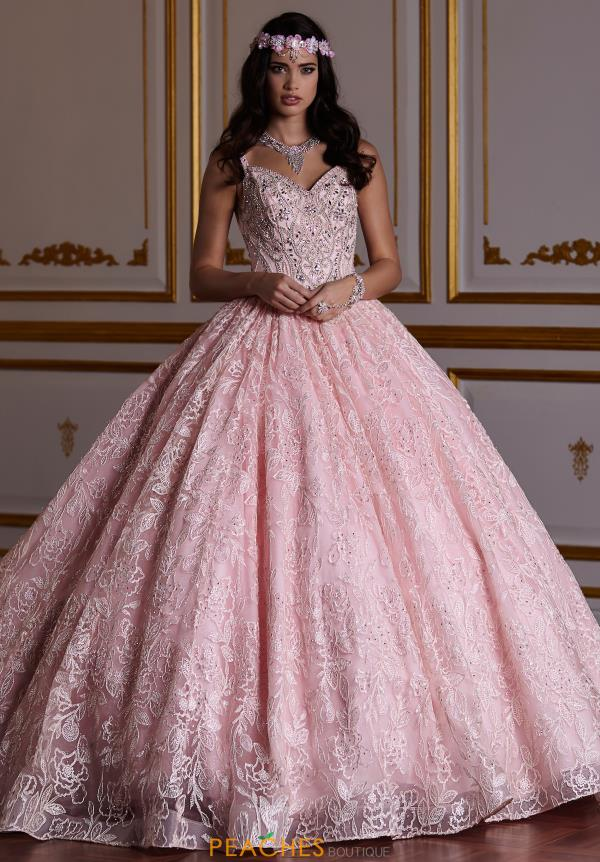 Tiffany Quinceanera Lace Ball Gown 26940