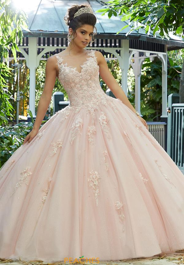 Vizcaya Quinceanera Lace Ball Gown 89244