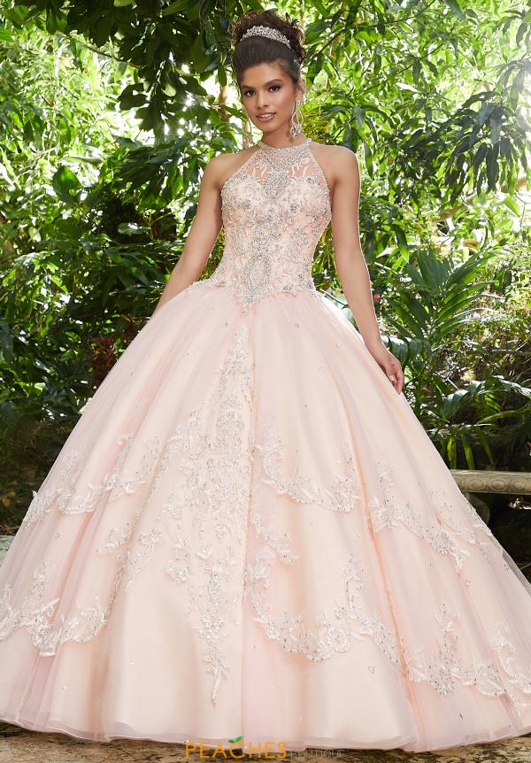Vizcaya Quinceanera Tulle Skirt Ball Gown 89256