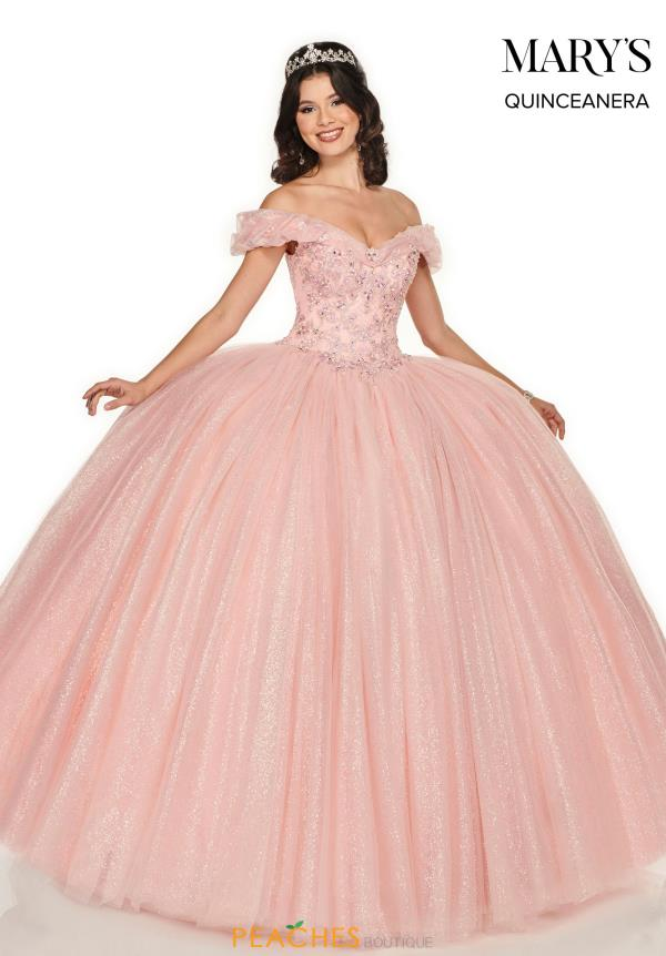 Mary's Tulle Skirt Long Dress MQ2082