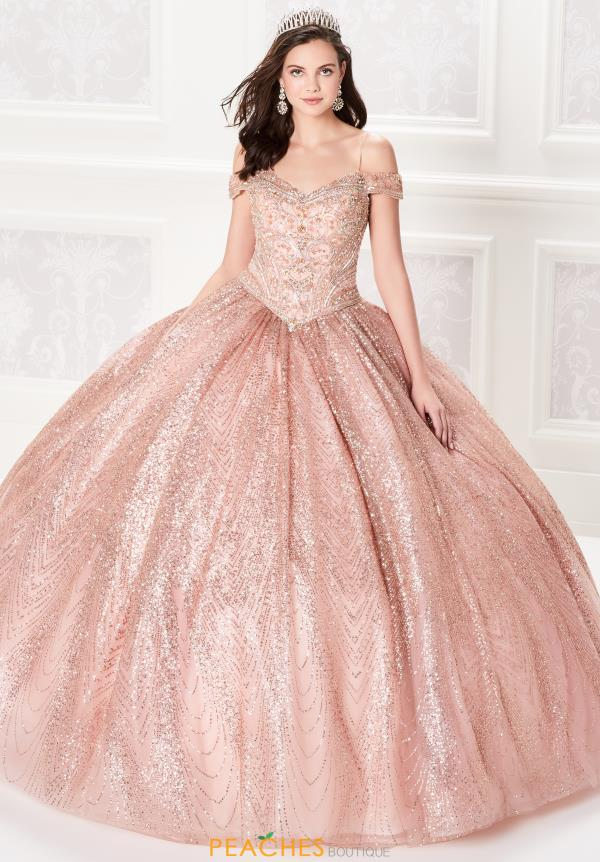 Princesa Beaded Ball Gown PR21958