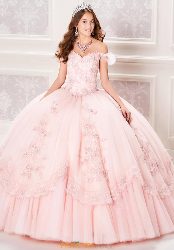 Princesa Tulle Skirt Ball Gown PR21959