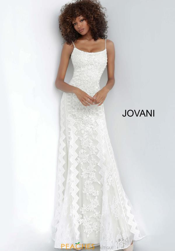 Jovani Long Lace Dress 00862