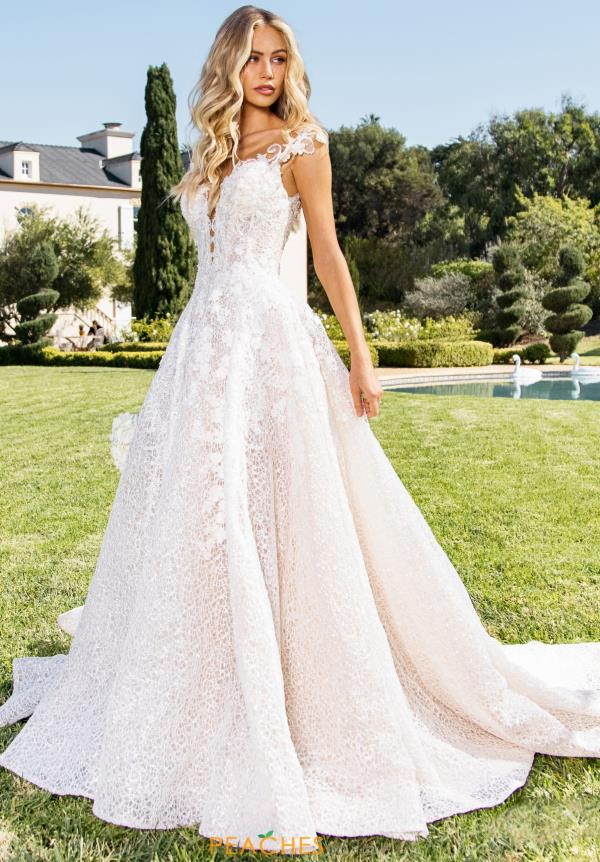 Sherri Hill Bridal Dress 81069