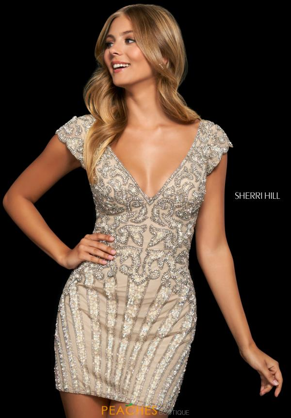 Sherri Hill Short Dress 53927