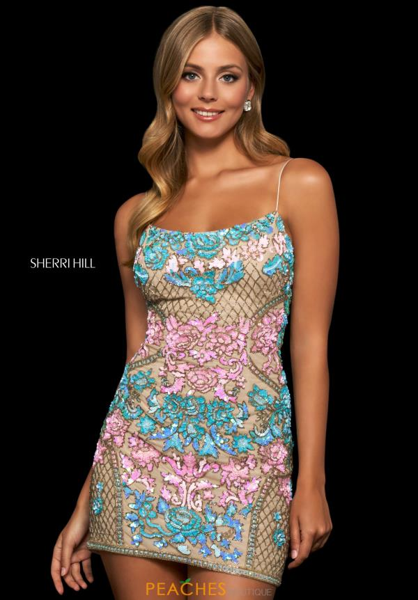 Sherri Hill Short Dress 53935