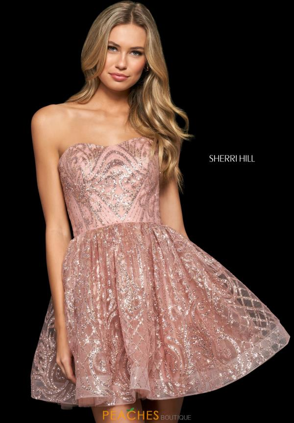 Sherri Hill Short Dress 53962