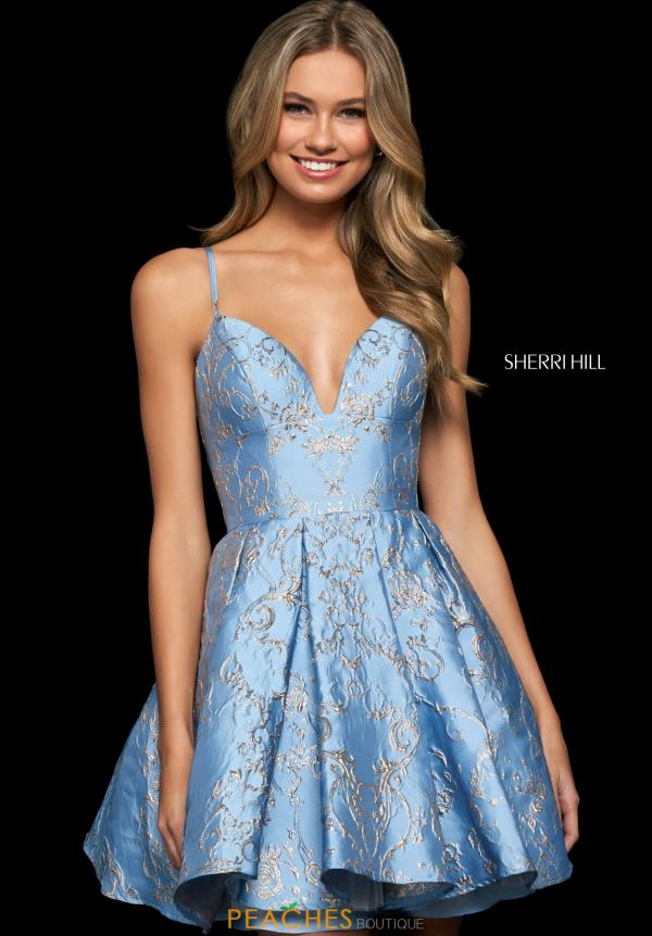 Sherri Hill Short Dress 53978