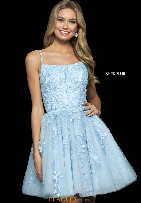 Sherri Hill Short Dress 53985