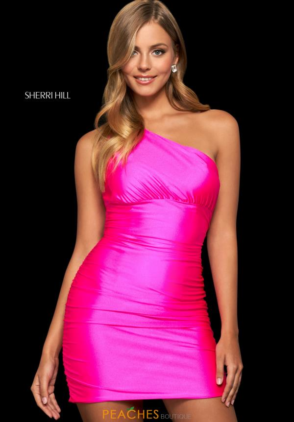 Sherri Hill Short Dress 53993