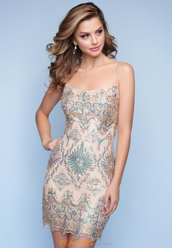 Splash Dress F128
