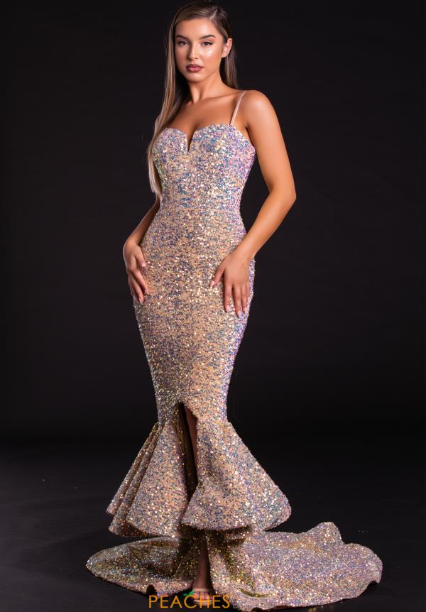 Portia and Scarlett Prom Dress PS21025