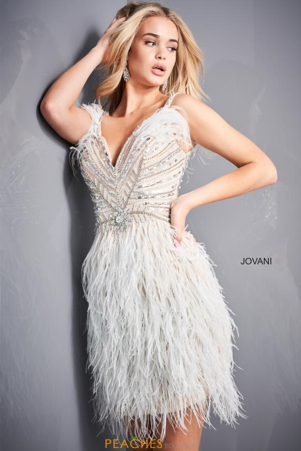 Jovani Short Dress 04739