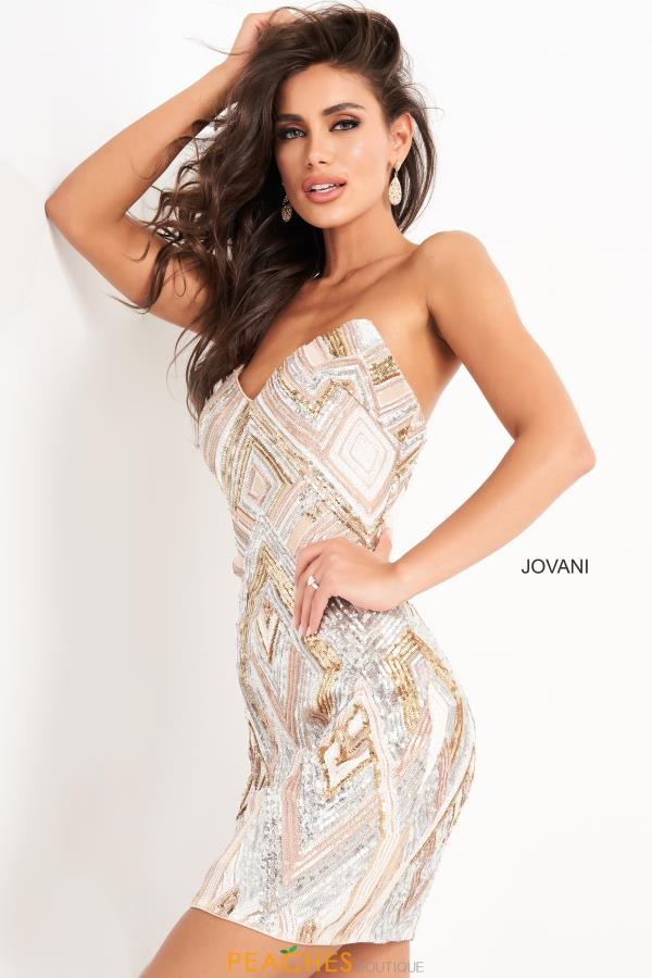 Jovani Short Dress 05275