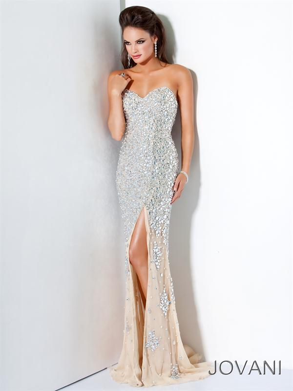 Jovani Sweetheart Neckline 4247 Dress