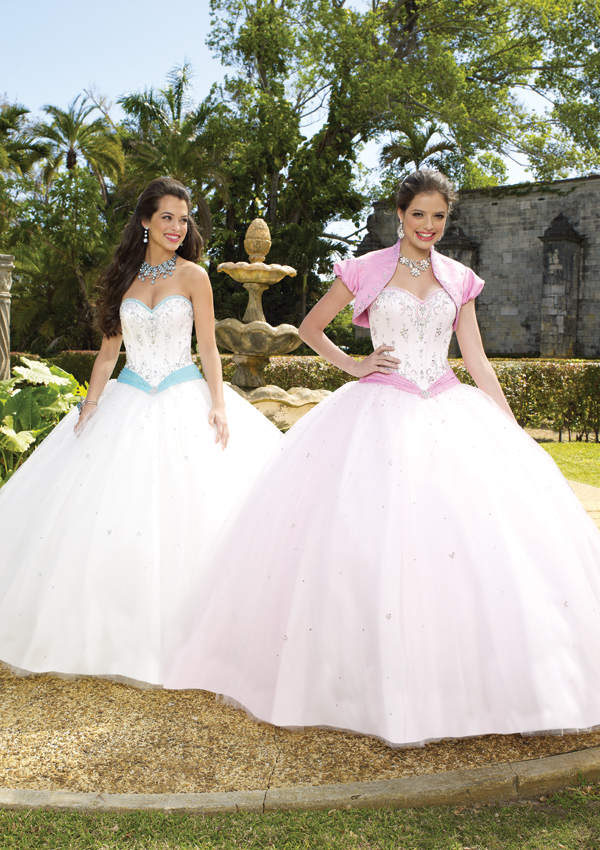 Vizcaya 84600 Quinceanera Prom Dress