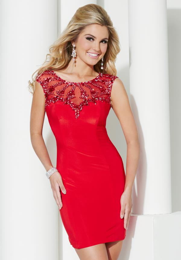 Hannah S Fitted Holiday Dress 27963