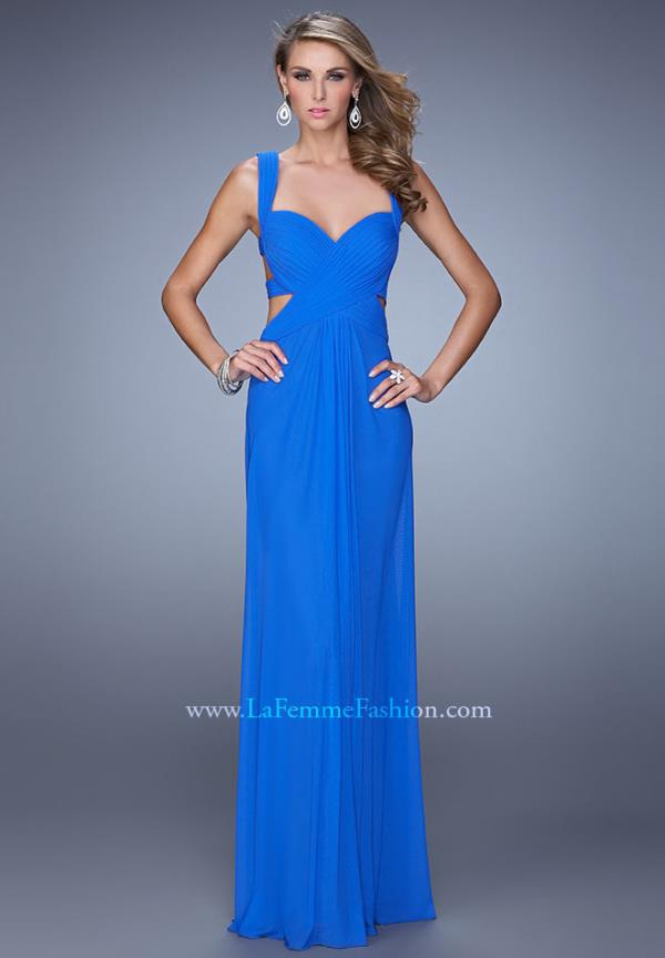 La Femme Dress 21160 | PeachesBoutique.com