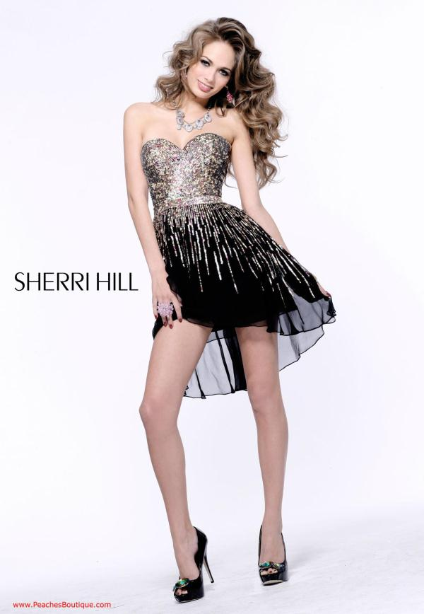 Sherri Hill Short 8443 Dress