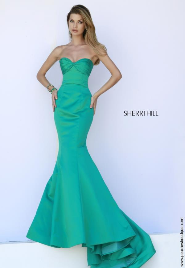 Long Elegant Sherri Hill Dress 32072