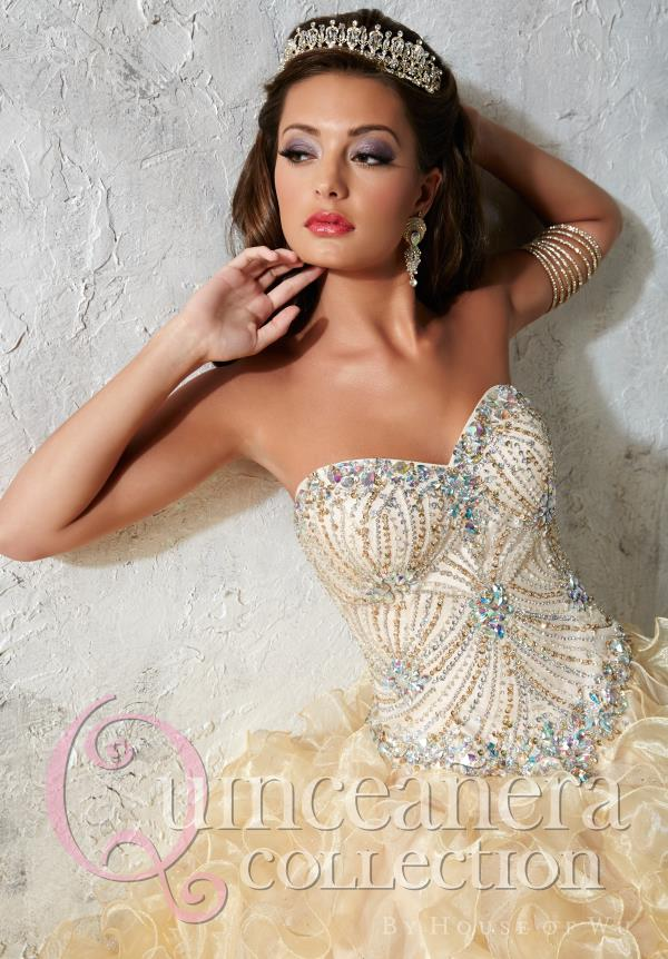 Tiffany Quince Dress 26787