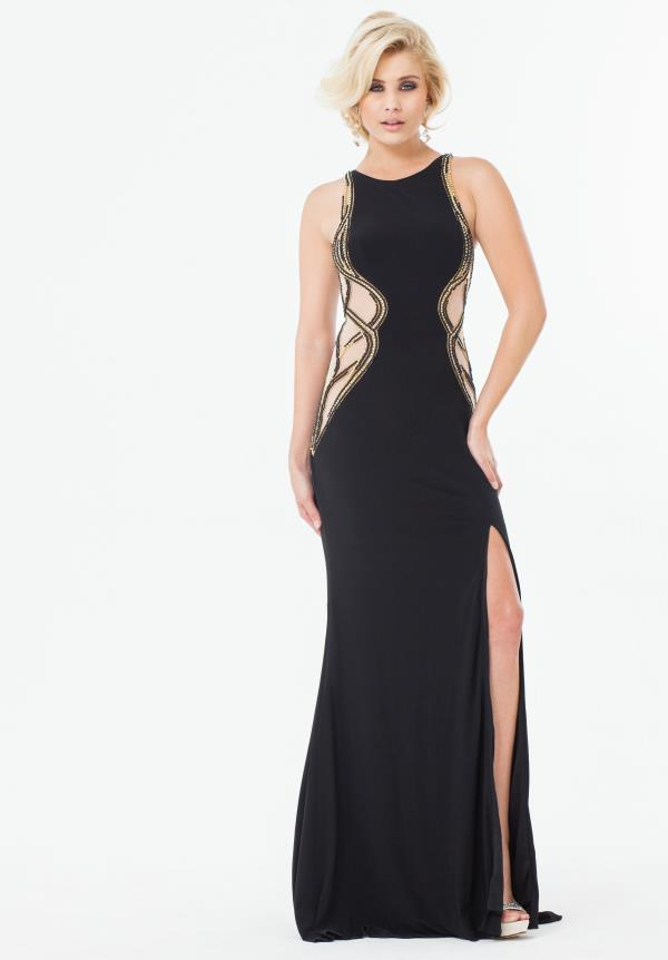 Grecian Tony Bowls Paris Dress 115729